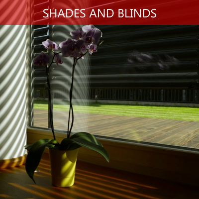 smart home, blinds